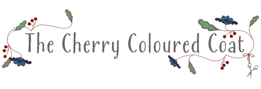 The Cherry Coloured Coat